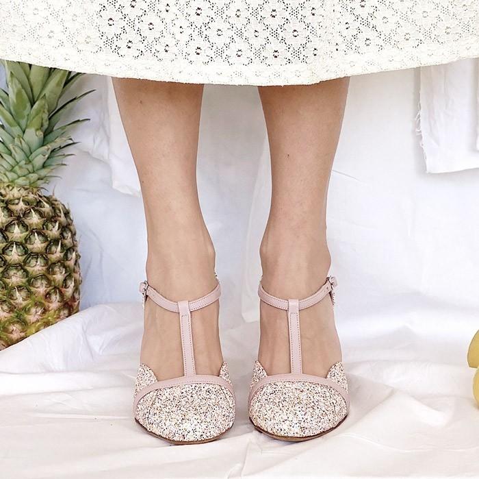 scarpetta-di-venere-scarpe-artigianali-sposa-Azzurra-glitter-1
