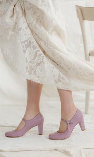 scarpetta-di-venere-scarpe-artigianali-sposa-Mandorla-indossata-4