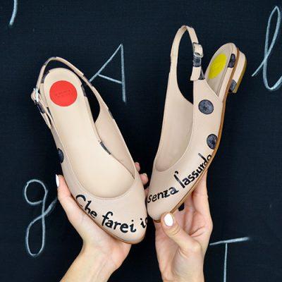 scarpetta-di-venere-scarpe-artigianali-personalizzate-Clown-3